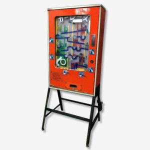 駄菓子屋10円ゲーム機 カーレース
