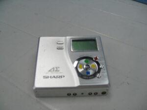 SHARP MD-DR77-S
